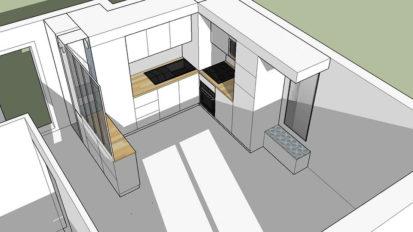 Aménagement appartement (Vertou)